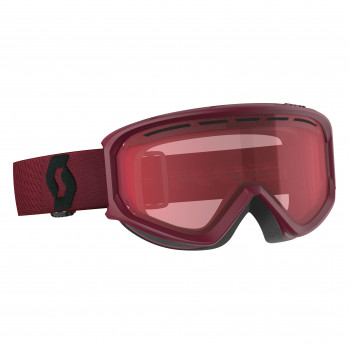 Masque de Ski / Snow Scott Fact dark red enhancer