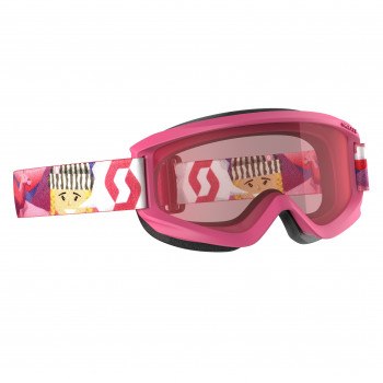 Masque de Ski / Snow Scott Jr Agent pink enhancer