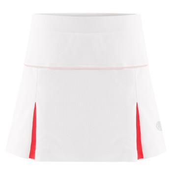 Jupe Poivre Blanc 4829 white spritz red Fille