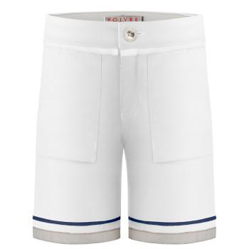 Short Poivre Blanc 2529 White Garçon