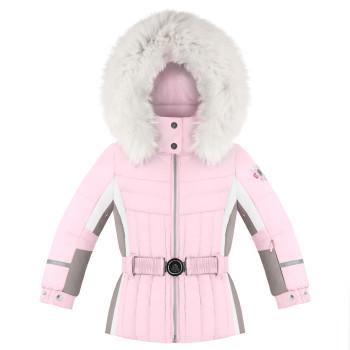 Veste De Ski Poivre Blanc 1002 Angel Pink3 Multi Fille