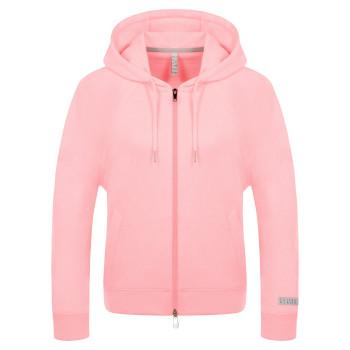 Veste a Capuche Poivre Blanc 5200 Angel Pink4 Femme