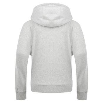 Veste à capuche Poivre Blanc 5200 Melange Grey Femme