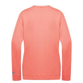 Pull Poivre Blanc 5240 Candy Orange Femme