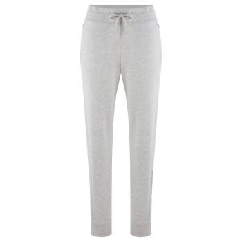 Pantalon Poivre Blanc 5220 Melange Grey Femme