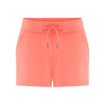 Short Poivre Blanc 5226 Candy Orange Femme