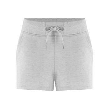 Short Poivre Blanc 5226 Melange Grey Femme