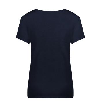 T-Shirt Poivre Blanc 4402 Oxford Blue Femme