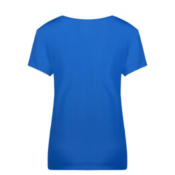 T-Shirt Poivre Blanc 4402 True Blue2 Femme