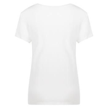 T-Shirt Poivre Blanc 4402 White Femme