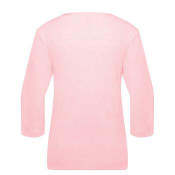 T-shirt Poivre Blanc T-SHIRT3/4SLEEVE 4403 angel pink4 Femme