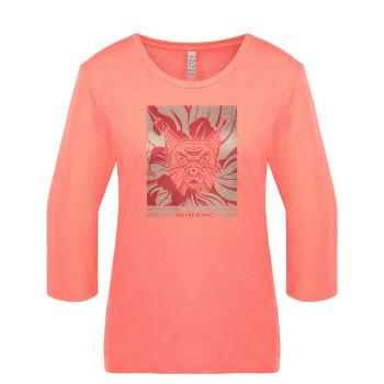 T-shirt Poivre Blanc T-SHIRT3/4SLEEVE 4403 candy orange Femme