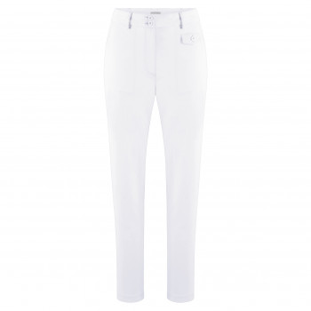 Pantalon Poivre Blanc 2620 White Femme
