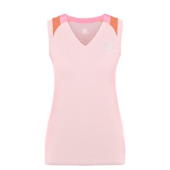 Débardeur Poivre Blanc 4601 Angel Pink4 Femme