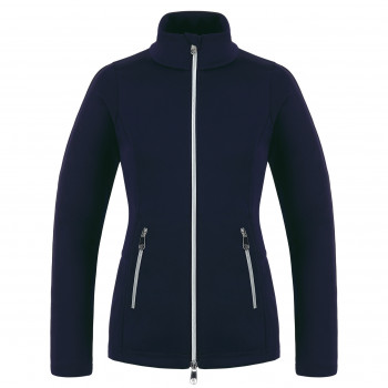 Veste Lifestyle Poivre Blanc JACKET 4701 oxford blue Femme