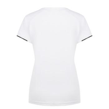 T-Shirt Poivre Blanc 2702 White Femme