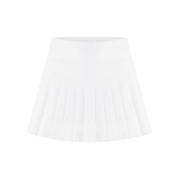 Jupe Poivre Blanc 2728 Twill White Femme