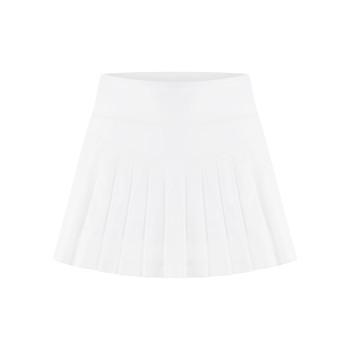 Jupe-short Poivre Blanc 2728 White Femme