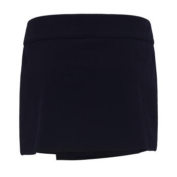 Jupe-short Poivre Blanc 2729 Mesh Oxford Blue Femme