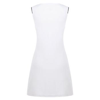 Robe Poivre Blanc 2731 White Femme
