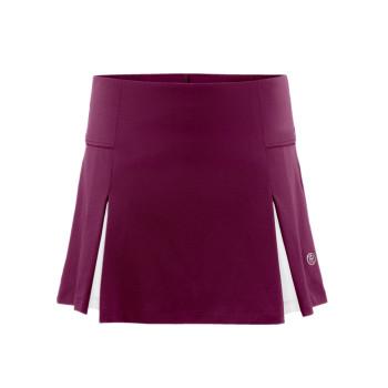 Jupe Poivre Blanc 4829 Jam Purple White Femme