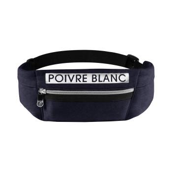 Sac Banane Poivre Blanc 9095 Oxford Blue Femme