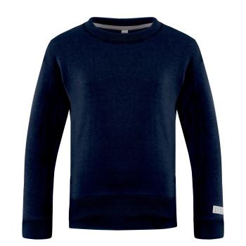 Pull Poivre Blanc 5240 Oxford Blue Fille