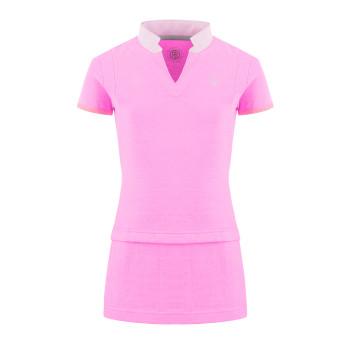 Robe Poivre Blanc 4632 Bubble Pink Fille