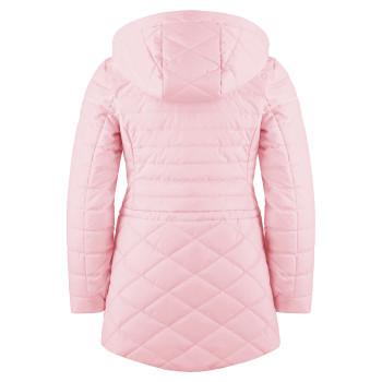 Veste Poivre Blanc COAT 1251 angel pink4 Fille