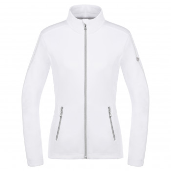 Veste Lifestyle Poivre Blanc JACKET 4701 white Fille
