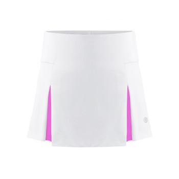 Jupe Poivre Blanc 4829 White Bubble Pink Fille