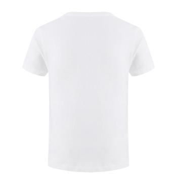 T-shirt Poivre Blanc T-shirt 4410 white Garçon