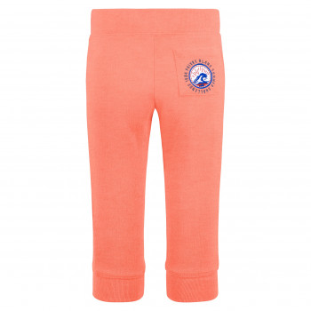 Pantalon Poivre Blanc 5225 Candy Orange Garçon