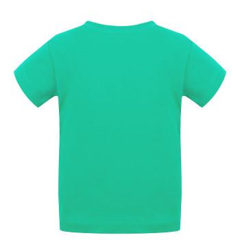 T-shirt Poivre Blanc T-SHIRT 4410 emerald green2 Garçon