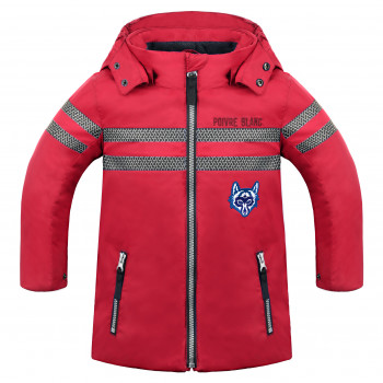 Veste Lifestyle Poivre Blanc JACKET 3010 scarlet red4 Garçon