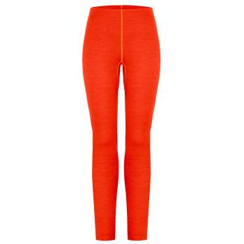 Pantalon en Laine Poivre Blanc MerinoWoolPants 1820 rhubarb Femme