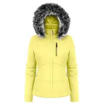Veste de Ski/Snow Poivre Blanc Stretch SkiJacket 0802 aurora yellow Femme