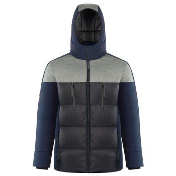 Veste de Ski Poivre Blanc SyntheticDownJacket 1215 multico gothic blue Homme