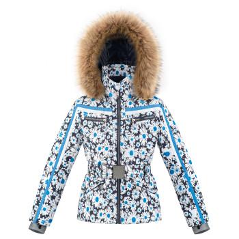 Veste de Ski/Snow Poivre Blanc SkiJacket 1002 daisy blue Fille