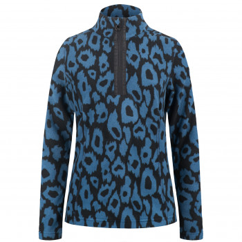 Pull Polaire Poivre Blanc FleeceSweater 1540 panther blue Fille