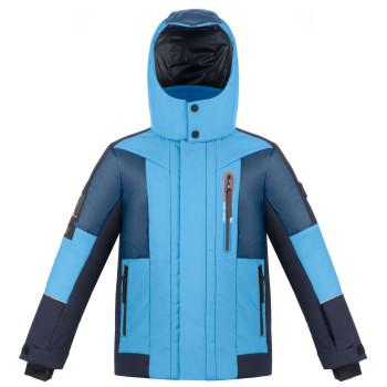 Veste de Ski/Snow Poivre Blanc SkiJacket 0900 multico artic blue Garçon