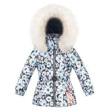 Veste de Ski/Snow Poivre Blanc SkiJacket 1003 daisy blue Fille
