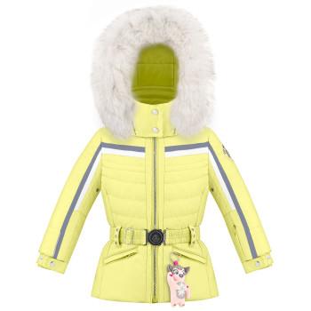 Veste de Ski/Snow Poivre Blanc SkiJacket 1002 aurora yellow Fille