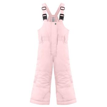 Salopette de Ski/Snow Poivre Blanc SkiBibPants 1024 angel pink 5 Fille