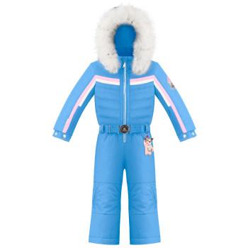 Combinaison de Ski Poivre Blanc SkiOverall 1030 multico polar blue Fille