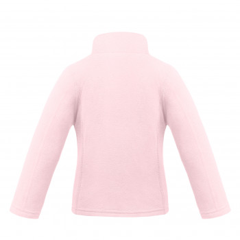 Pull Polaire Poivre Blanc FleeceSweater 1540 angel pink 5 Fille