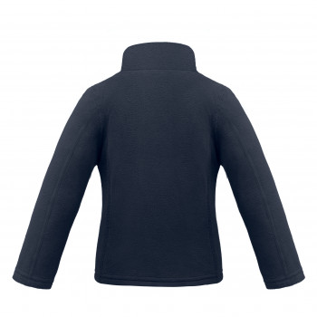 Pull Polaire Poivre Blanc FleeceSweater 1540 gothic blue 4 Fille