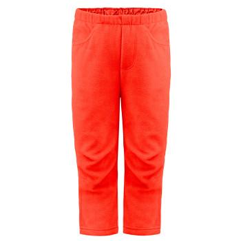 Pantalon Polaire Poivre Blanc FleecePants 1520 lava orange Mixte