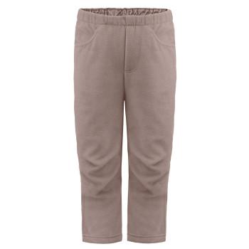 Pantalon Polaire Poivre Blanc FleecePants 1520 rock brown Mixte