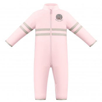 Combinaison Polaire Poivre Blanc FleeceOverall 1530 angel pink 5 Fille